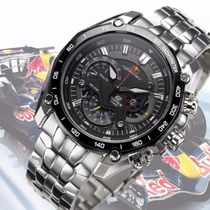 Relogio Casio Original Edifice Red-bull Ef 550rbsp
