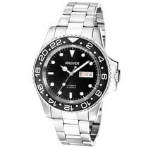 Relógio De Pulso Magnum Automatic 21 Jewels Ma33844t