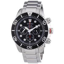 Relógio Seiko Dive Solar Ssc015p1 Cronografo Masculino