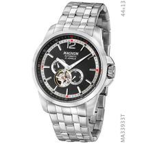 Relógio Magnum Masculino Ref: Ma33933t - Automático