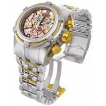 Relógio Invicta Bolt Zeus Skeleton 14427 Jt 12x Sem Juros