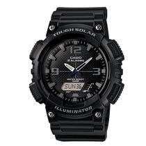 Relógio Casio Aq-810w-1a2 Energia Solar Da Casio Em Sp