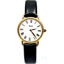 Piaget Classic Lady - Ouro Amarelo 18 Kt - Manual