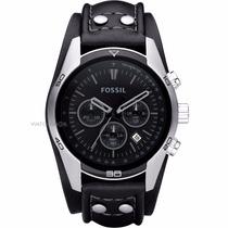 Relógio Masculino Fossil Coachman -ch2586 ( Rev.autorizado)