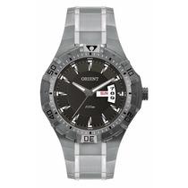 Relógio Orient Titanium Mbtt2001 G1gx - Frete Grátis