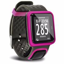 Relogio Tomtom Runner Rosa C/ Gps Glonaas Bluetooth Smart