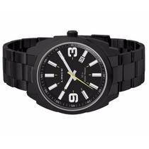 Relógio Lince Aço Preto Masculino (orient) Mrm4113s 50 M