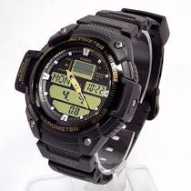 Sgw-400h 1b2v Relógio Casio Altímetro Barômetro Termôetro
