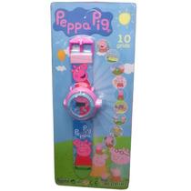 Relógio Infantil Peppa Pig