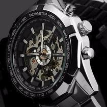 Relógio Winner Skeleton Automático - 100% Original