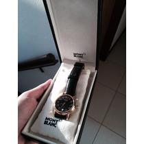 Montblanc Meisterstuck Automático 7004 - Gold - Large - Men