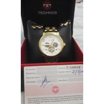 Relógio Automatico Technos Masculino