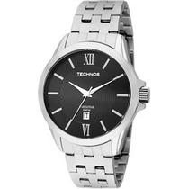 Relógio Technos Masculino Classic Executive 2115kng/1p