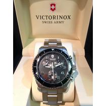 Relógio Victorinox - 12 X Sem Juros Maverick Gs Chron 241432