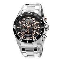Relógio Masculino Technos Performance Carbon Os10eq/1p