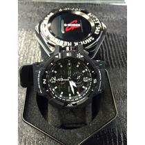 Relógio Casio G-shock Ga-110gb-1a Resist. A Choques / 200m