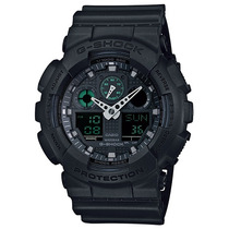 Relógio Casio G-shock Ga-100mb 1a Military Black