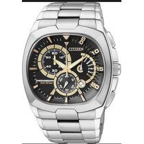 Relógio Citizen Cronógrafo An9000-53e An9000 Na Caixa Em 12x