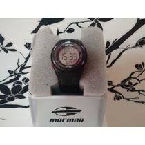 Relógio Mormaii Feminino Digital Yp9465/8q - Preto/rosa R27