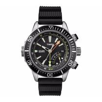 Relógio Masc Timex T2n810pl/ti Profundímetro 200m