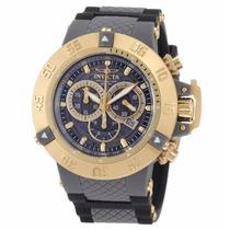 Relógio Invicta Noma 3 Subaqua 0930 Original C Caixa