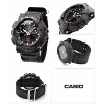 Casio G-shock Ga-100mc-1adr