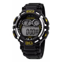 Relogio Mormaii Mo1001/8y Crono Alarm Timer Data Luz 2time