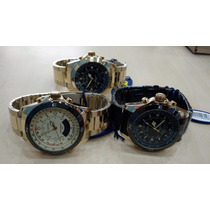Relógio Original Atlantis Estilo Technos Skydiver Ana - Digi