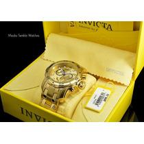 Relógio Invicta 0074 Original Completo Na Caixa Frete Grátis