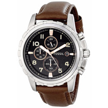 Relógio Masculino Fossil Dean- Fs4828 ( Rev.autorizado)