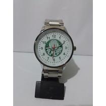 Relógio Torcedor Times De Futebol - Palmeiras - Envio Já !