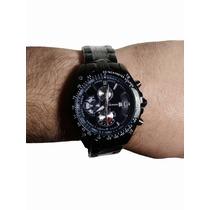Relógio Curren Original 8083 Preto Novo Barato Exclusivo