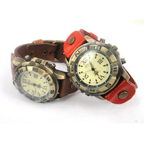Relógio Analógico Unissex Modelo Antigo Vintage M/ Ccq