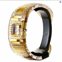 Relógio Guess Ladies Gold W17518l2