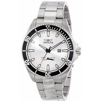 Relógio Invicta 15183syb Pro Diver Aço Inox - Suiço Swiss