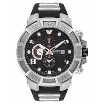 Relógio Orient Cronógrafo Titânio Mbtpc006 - Garantia E Nf
