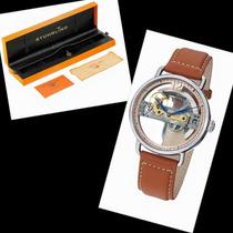 Relógio Stuhrling Masculino Automático - Original, Na Caixa!