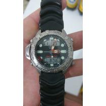 Relogio Citizen Aqualand C500 Titanium