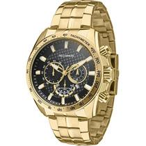 Relógio Technos Masculino Os20ip/4c 46mm Dourado