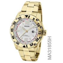 Relógio Magnum Cronógrafo Ma31855h Frete Gratis