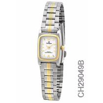 Relógio Feminino Champion Ch29049b 1 Ano Garantia Promoção