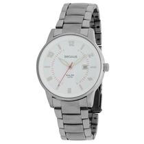 Relógio Seculus Long Life Masculino 28086g0slna1.