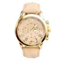 Relógio Feminino Algarismos Romanos