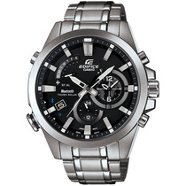 Relogio Casio Edifice Eqb510d-1a Bluetooth Tough Solar
