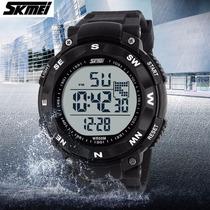 Relógio Esportivo Próprio Para Mergulho Importado