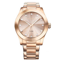 Relógio Technos Elegance Swarovski Modelo 2036llw/4t