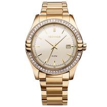 Relógio Technos Feminino Elegance Cristal 2315hr/4x