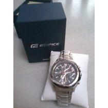 Relógio Casio Edifice Ef566d-5avdf - Original