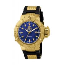 Relógio Invicta 1150 Subaqua Noma Lll 50mm - Original