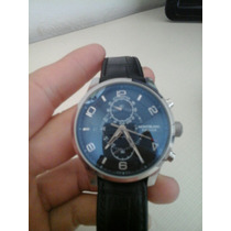 Relógio Mont Blanc Flyback
